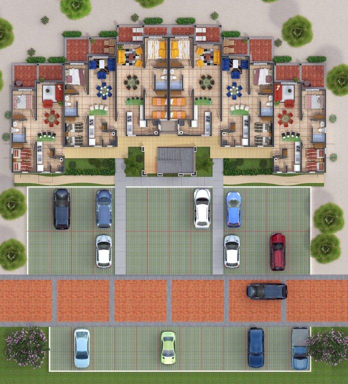 Punta esmeralda fraccionamiento residencial en venta en for Casas modernas recorrido virtual