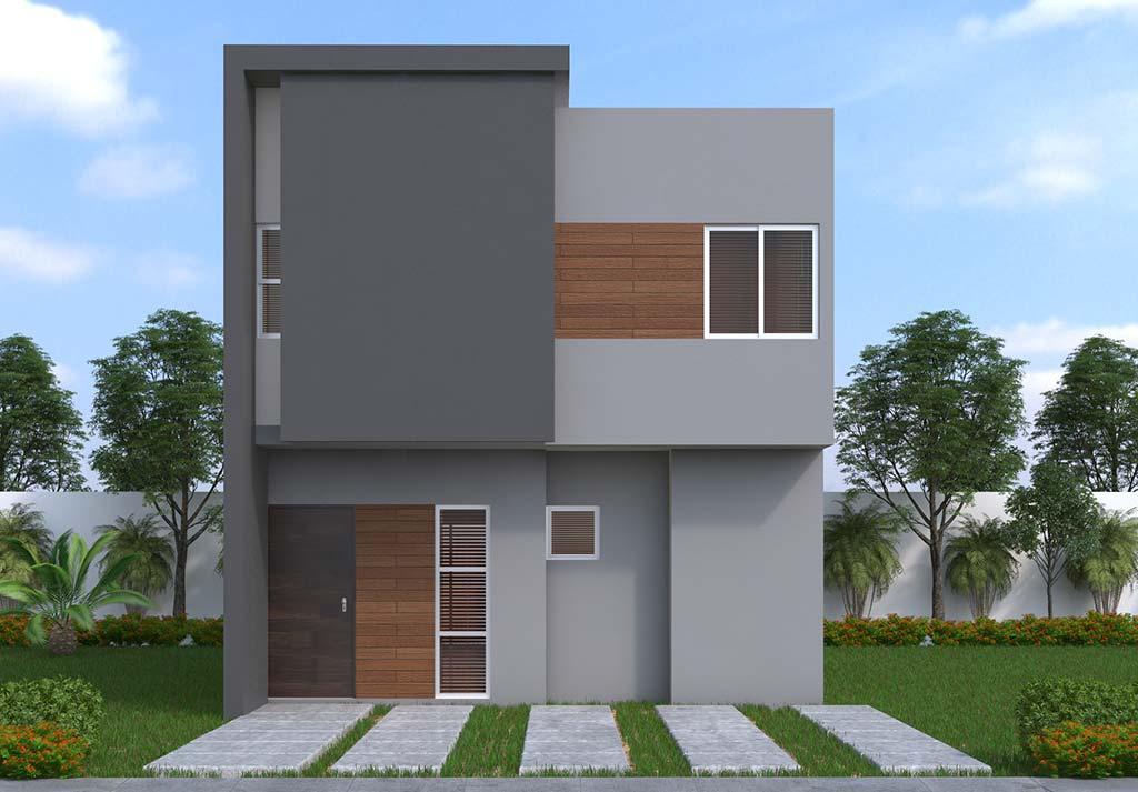 Casas en venta en culiac n alttuz residencial impulsa for Casa moderna de 7 00m x 15 00m